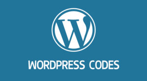 wordpress-codes