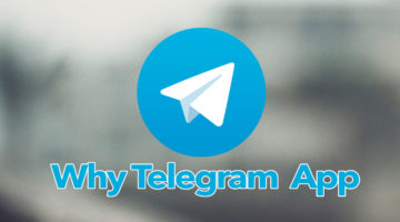 Why Telegram App